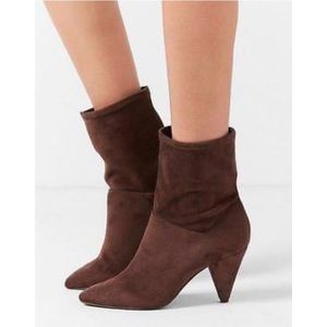 NEW Urban Outfitters Scrunch Boot